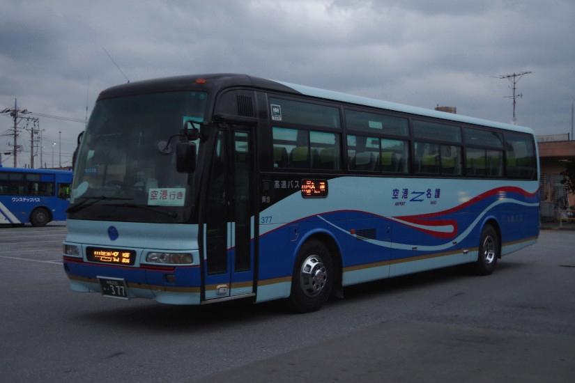 [沖縄バス]沖縄230あ・377