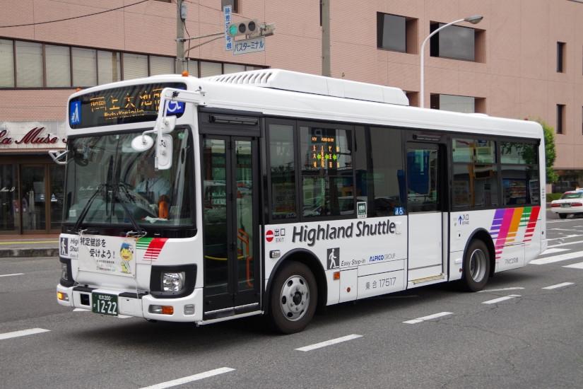 [アルピコ交通]松本200か12-22