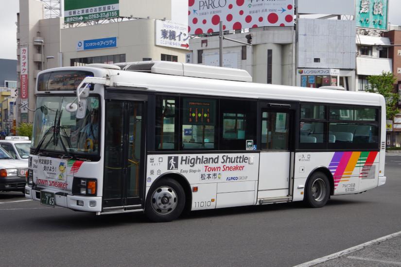 [アルピコ交通]松本200か・765