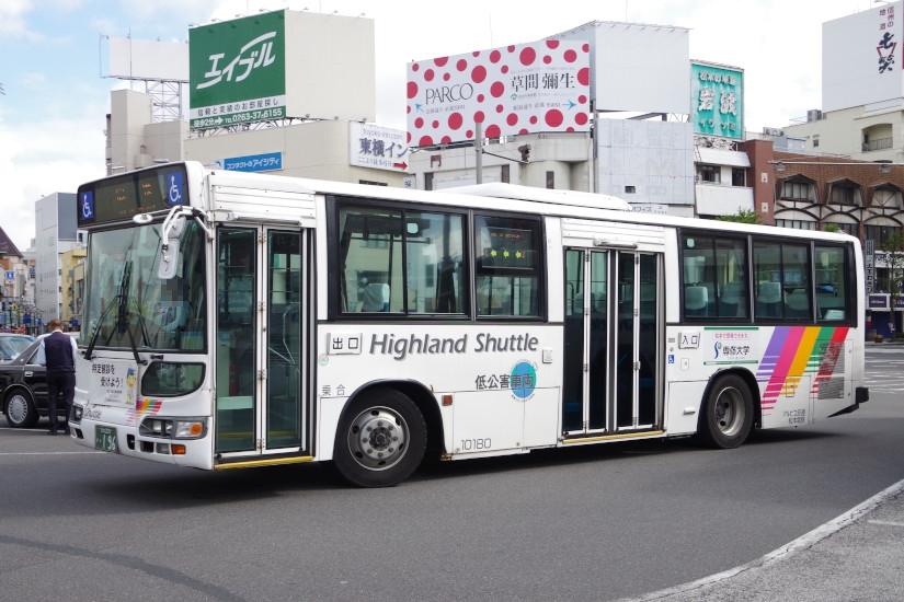 [アルピコ交通]松本200か・196