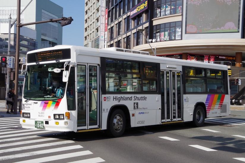 [アルピコ交通]長野200か10-82