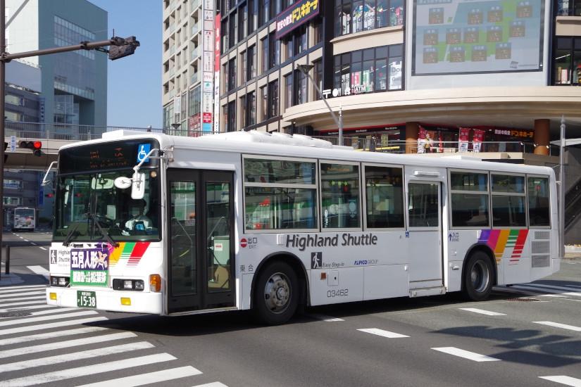 [アルピコ交通]長野200か15-38