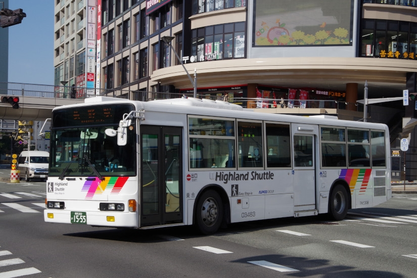 [アルピコ交通]長野200か15-55