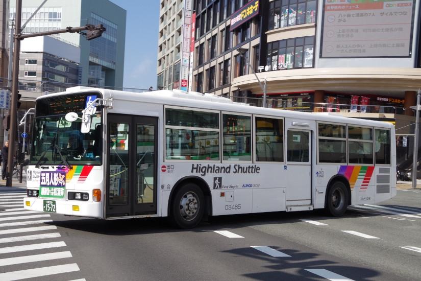 [アルピコ交通]長野200か15-72