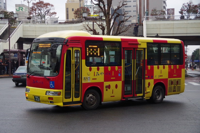 [関東自動車]宇都宮200あ・423