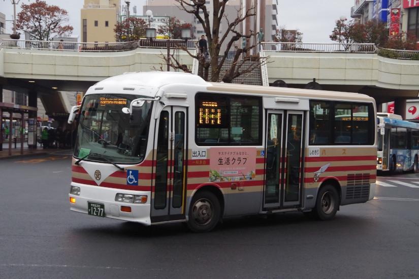 [関東自動車]宇都宮200か12-77