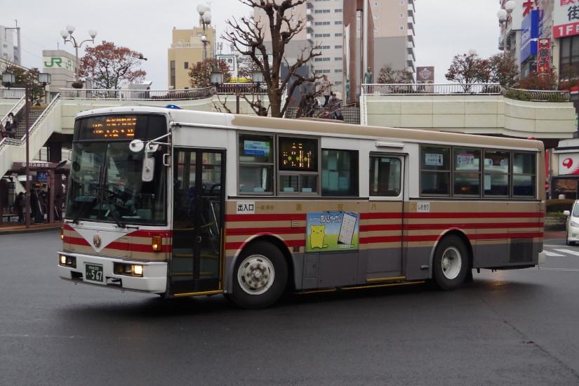 [関東自動車]宇都宮200か・567