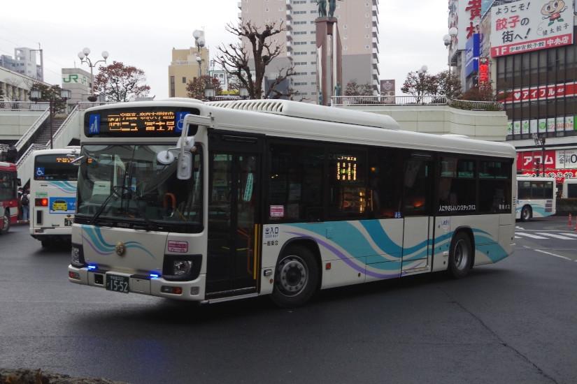 [関東自動車]宇都宮200か15-52