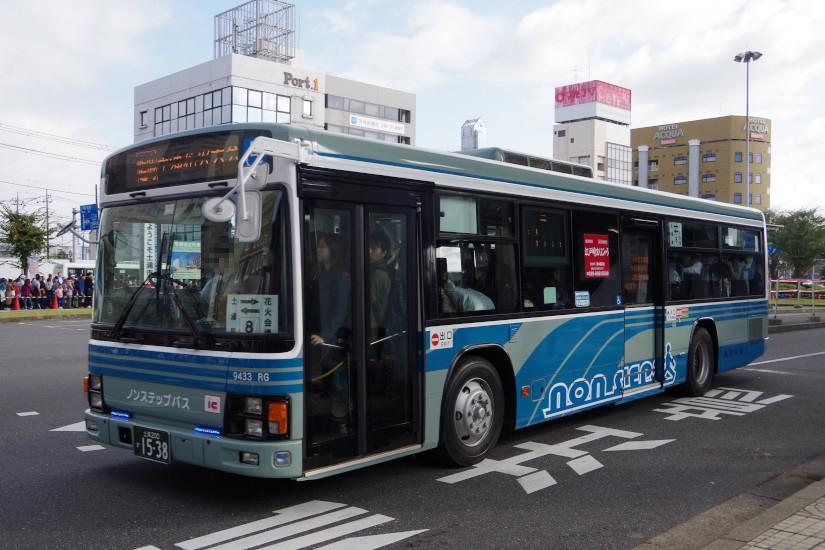 [関東鉄道]土浦200か15-38