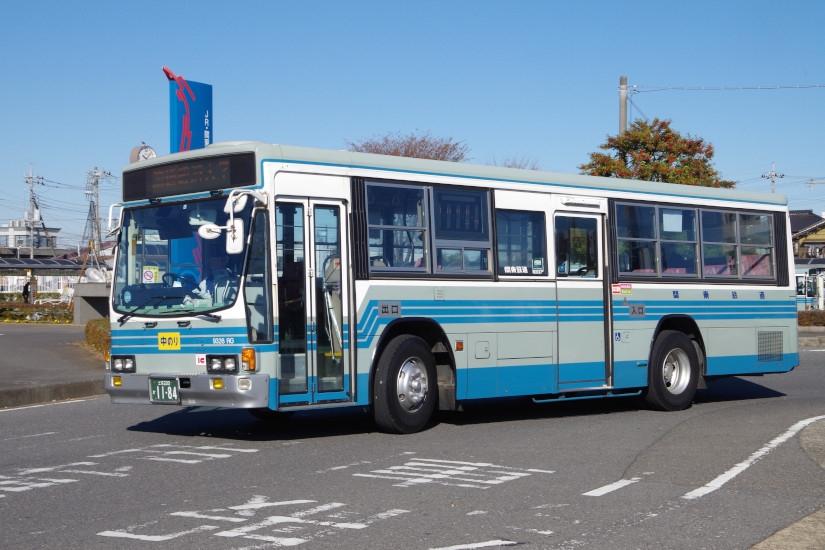 [関東鉄道]土浦200か11-84