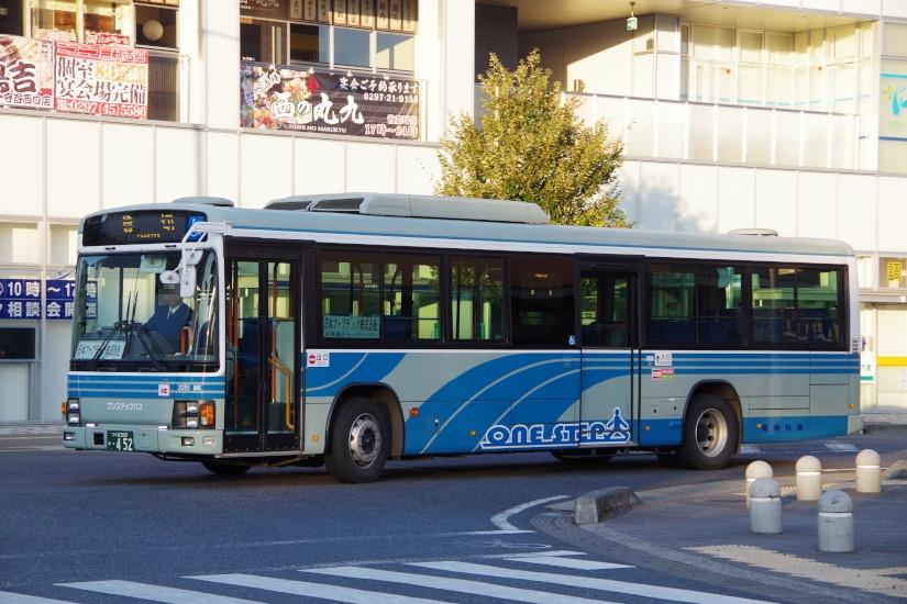 [関東鉄道]つくば200か・452