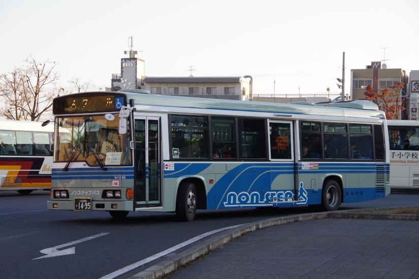 [関東鉄道]土浦200か14-95