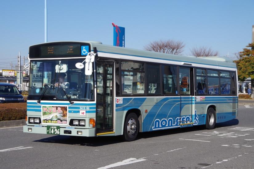 [関東鉄道]土浦200か14-96