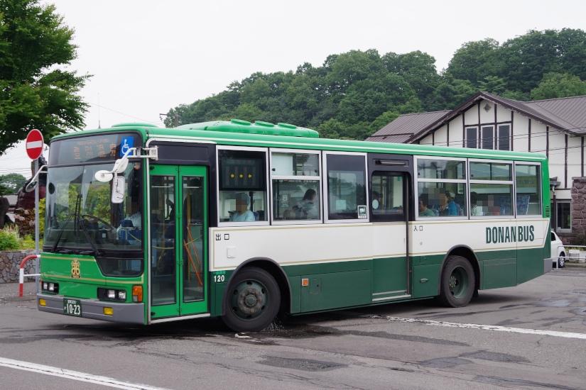 [道南バス]室蘭200か10-23