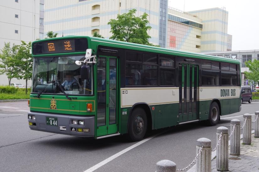 [道南バス]室蘭200か・844