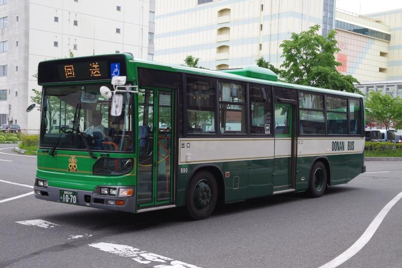 [道南バス]室蘭200か10‐70