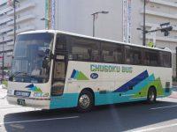 [中国バス]福山200か・477