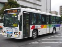 [琉球バス交通]沖縄200か・895