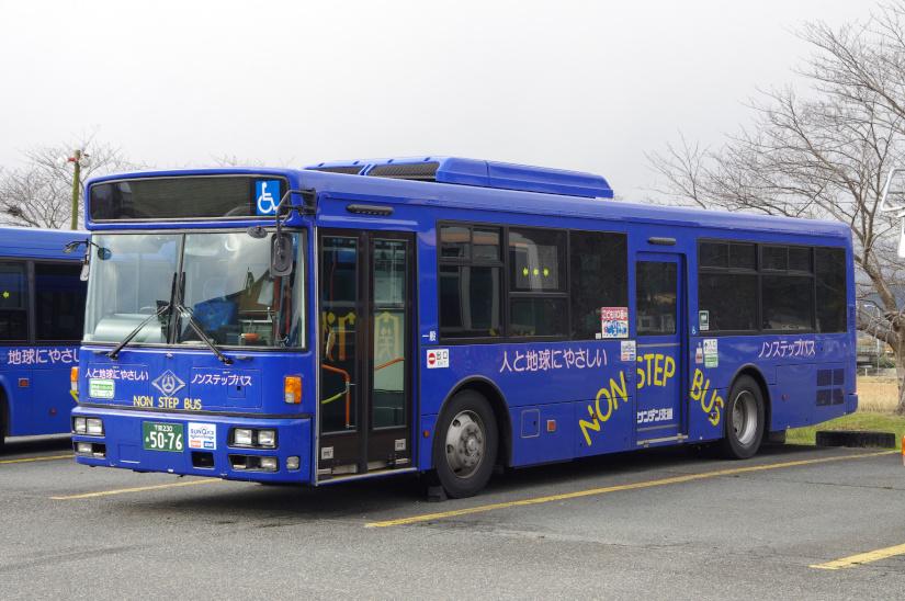 [サンデン交通]下関230あ50-76