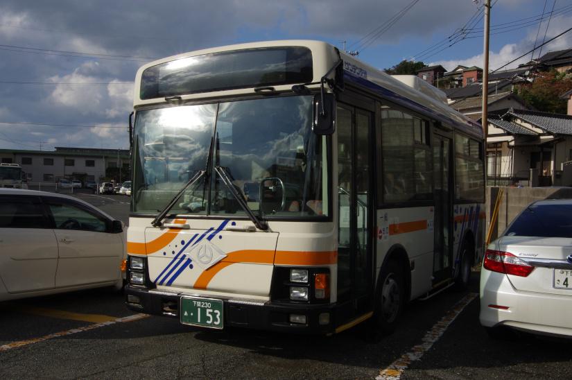 [サンデン交通]下関230あ・153