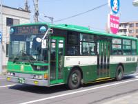 [道南バス]室蘭200か・622