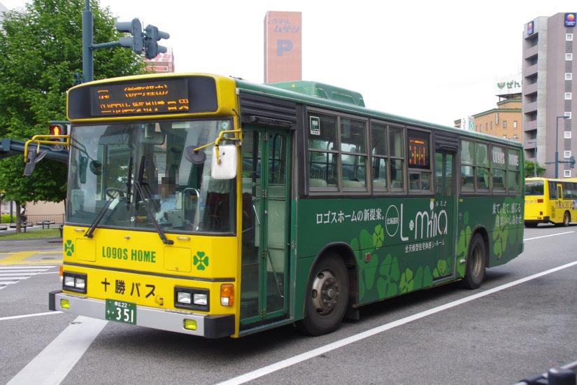 [十勝バス]帯広22う・351