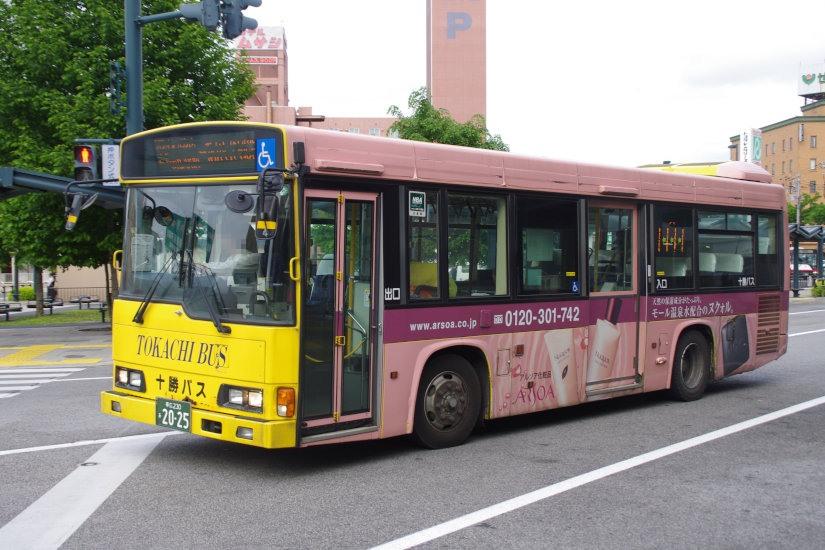 [十勝バス]帯広230あ20-25