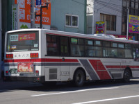 札幌22か26-76リア