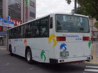 鹿児島22き10-37リア
