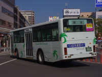 鹿児島22き10-61リア