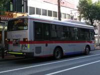 E950リア 大森駅にて
