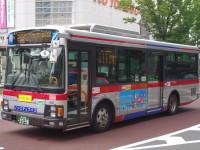 E950フロント 大井町駅にて