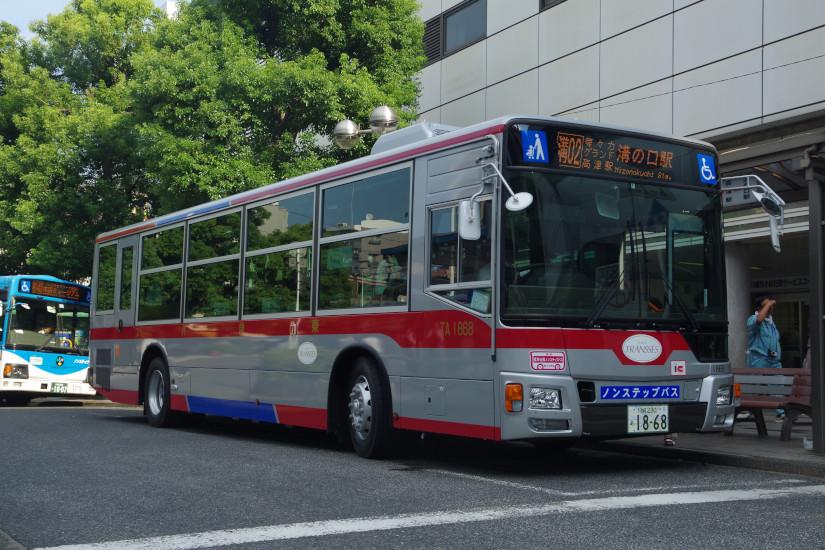 東急バス高津の館